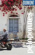 Cover-Bild zu Heinze, Elisabeth: DuMont Reise-Taschenbuch Peloponnes