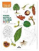 Cover-Bild zu Lasserre, Francois: Expedition Natur: Malen, Basteln, Staunen - Bäume