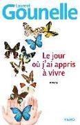 Cover-Bild zu Gounelle, Laurent: Le jour où j'ai appris à vivre
