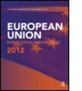 Cover-Bild zu Europa Publications, (Hrsg.): European Union Encyclopedia and Directory 2012