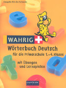 Cover-Bild zu Beuschel-Menze, Hertha: Wahrig Wörterbuch Deutsch