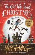 Cover-Bild zu The Girl Who Saved Christmas (eBook) von Haig, Matt