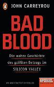 Cover-Bild zu Carreyrou, John: Bad Blood