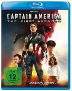 Cover-Bild zu Johnston, Joe (Reg.): Captain America - The First Avenger