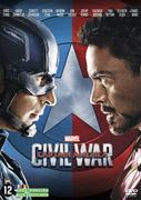 Cover-Bild zu Russo, Anthony (Reg.): Captain America - Civil War