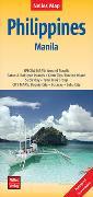 Cover-Bild zu Nelles Verlag (Hrsg.): Nelles Map Landkarte Philippines - Manila. 1:1'500'000