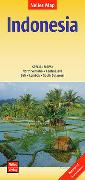 Cover-Bild zu Nelles Verlag (Hrsg.): Nelles Map Landkarte Indonesia. 1:4'500'000