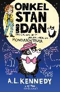 Cover-Bild zu Kennedy, A. L.: Onkel Stan und Dan und das gar nicht lieblich-niedliche Mondabenteuer