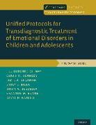 Cover-Bild zu Ehrenreich-May, Jill: Unified Protocols for Transdiagnostic Treatment of Emotional Disorders in Children and Adolescents (eBook)