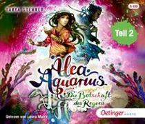 Cover-Bild zu Stewner, Tanya: Alea Aquarius 5 Teil 2. Die Botschaft des Regens