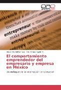 Cover-Bild zu Montiel Campos, Héctor: El comportamiento emprendedor del empresario y empresa en México