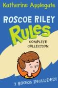 Cover-Bild zu Applegate, Katherine: Roscoe Riley Rules Complete Collection (eBook)