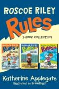 Cover-Bild zu Applegate, Katherine: Roscoe Riley Rules 3-Book Collection (eBook)