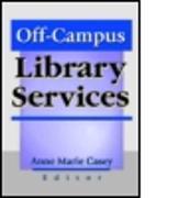 Cover-Bild zu Off-Campus Library Services von Casey, Anne Marie