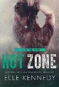 Cover-Bild zu Hot Zone (Out of Uniform, #6.5) (eBook) von Kennedy, Elle