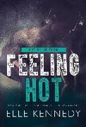 Cover-Bild zu Feeling Hot (Out of Uniform, #3) (eBook) von Kennedy, Elle