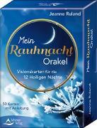 Cover-Bild zu Mein Rauhnacht-Orakel von Ruland, Jeanne