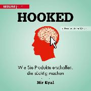 Cover-Bild zu Hooked (Audio Download) von Eyal, Nir