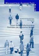 Cover-Bild zu Forum Kultur: Kulturtourismus von Grünewald Steiger, Andreas