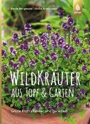 Cover-Bild zu Wildkräuter aus Topf und Garten von Bergmann, Heide