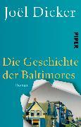Cover-Bild zu Die Geschichte der Baltimores von Dicker, Joël