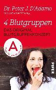 Cover-Bild zu Das Original-Blutgruppenkonzept (eBook) von D'Adamo, Peter J.