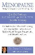 Cover-Bild zu Menopause: Manage Its Symptoms With the Blood Type Diet (eBook) von D'Adamo, Peter J.