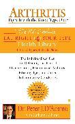 Cover-Bild zu Arthritis: Fight it with the Blood Type Diet (eBook) von D'Adamo, Peter J.