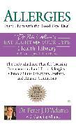 Cover-Bild zu Allergies: Fight Them with the Blood Type Diet (eBook) von D'Adamo, Peter J.