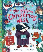 Cover-Bild zu Murray, Lily: Mr Badger's Christmas Wish