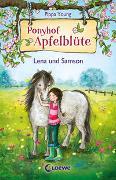 Cover-Bild zu Young, Pippa: Ponyhof Apfelblüte (Band 1) - Lena und Samson