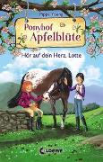 Cover-Bild zu Young, Pippa: Ponyhof Apfelblüte (Band 17) - Hör auf dein Herz, Lotte