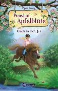 Cover-Bild zu Young, Pippa: Ponyhof Apfelblüte (Band 15) - Glaub an dich, Juli