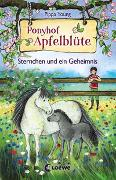 Cover-Bild zu Young, Pippa: Ponyhof Apfelblüte (Band 7) - Sternchen und ein Geheimnis