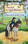 Cover-Bild zu Young, Pippa: Ponyhof Apfelblüte (Band 9) - Samson und das große Turnier