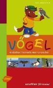 Cover-Bild zu Hecker, Frank: Naturführer für Kinder: Vögel (eBook)