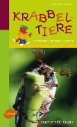 Cover-Bild zu Hecker, Frank und Katrin: Naturführer für Kinder: Krabbeltiere (eBook)