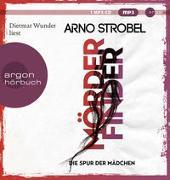 Cover-Bild zu Strobel, Arno: Mörderfinder - Die Spur der Mädchen