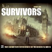 Cover-Bild zu Smith, Andrew: Survivors, Series 1 (Unabridged) (Audio Download)