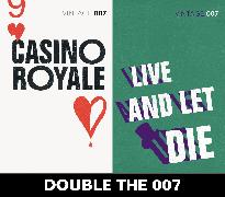 Cover-Bild zu Fleming, Ian: Double the 007: Casino Royale and Live and Let Die (James Bond 1&2) (eBook)