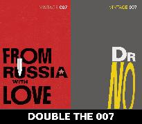 Cover-Bild zu Fleming, Ian: Double the 007: From Russia with Love and Dr No (James Bond 5&6) (eBook)