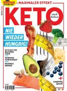 Cover-Bild zu Buss, Oliver: KETO - NIE WIEDER HUNGRIG!