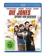 Cover-Bild zu Greg Mottola (Reg.): Die Jones - Spione von nebenan