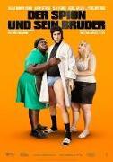 Cover-Bild zu Sacha Baron Cohen (Schausp.): Der Spion und sein Bruder