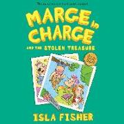 Cover-Bild zu Fisher, Isla (Gelesen): Marge in Charge and the Stolen Treasure