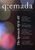 Cover-Bild zu Quemada #1: The Spectacle of it All von Lipsyte, Sam