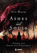 Cover-Bild zu Reed, Ava: Ashes and Souls (Band 2) - Flügel aus Feuer und Finsternis