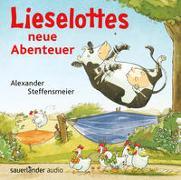 Cover-Bild zu Steffensmeier, Alexander: Lieselottes neue Abenteuer