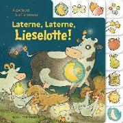 Cover-Bild zu Steffensmeier, Alexander: Laterne, Laterne, Lieselotte!