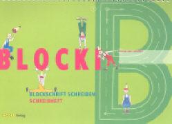 Cover-Bild zu Blocki - Blockschrift schreiben. Schreibheft von Bieder Boerlin, Agathe